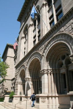 The Newberry Library, Chicago.